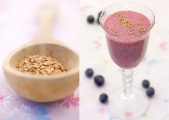 Ingredient and food image of the .B-APP The Perfect Blend - Smoothies and Juices