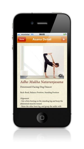 Break the chains of prepackaged video yoga guides