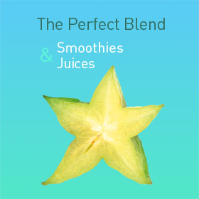 New .B-APP: The Perfect Blend - Smoothies & Juices
